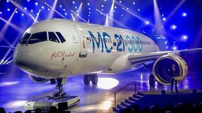 Rosjanie mają nowy samolot pasażerski: Irkut MC-21 (Jak-242). Czy następca Tu-154 podrażni Airbusa i Boeinga?