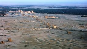 Dżihadyści z Państwa Islamskiego zajęli Palmirę