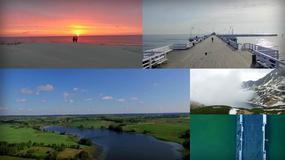 """Piękna Polska z lotu ptaka - jeden z filmów projektu """"View From Above"""" linii lotniczych Emirates"""