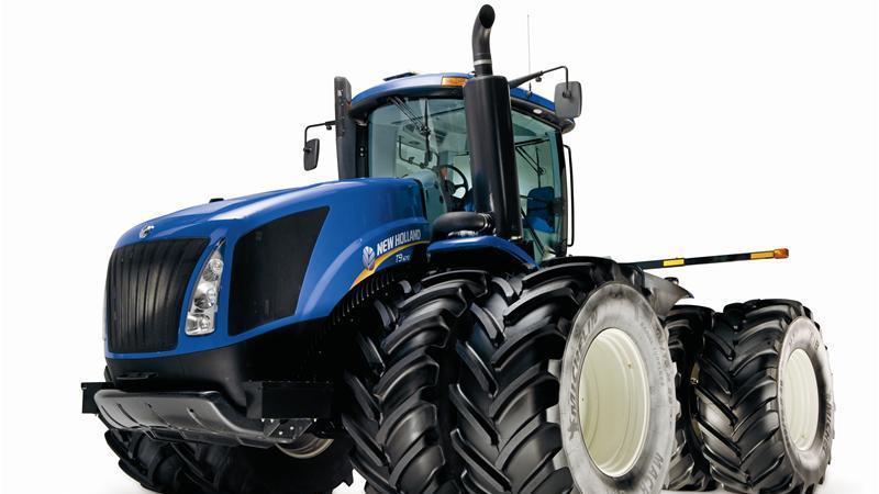 Największe traktory świata
