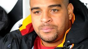 Brazylijczyk Adriano pochwalił się nową furą