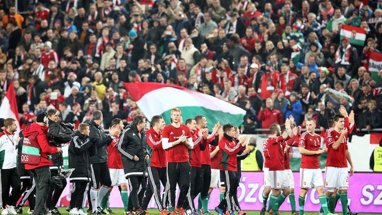 Eb-re jutott a fociválogatottunk / Fotó: Isza Ferenc