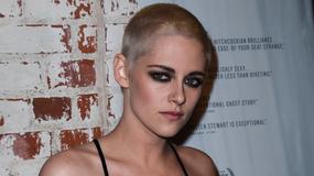 Kristen Stewart ogoliła się na łyso?! Jej nowe zdjęcia zaskakują