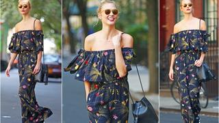Best Look: Karlie Kloss w kombinezonie Fendi