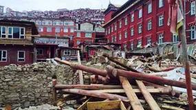 Chiny zaczęły burzyć wielki ośrodek studiów buddyjskich w Syczuanie