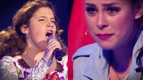 """Cudowny występ dziewczynki. Jurorzy """"The Voice"""" nie mogli powstrzymać łez"""