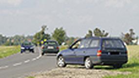 Wyjazd z pola na drogę: WSDR
