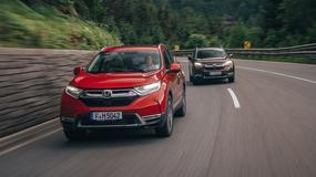Nowa Honda CR-V - tanio nie jest, ale nigdy nie było