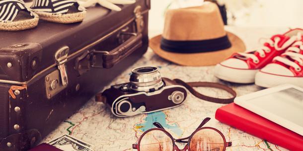 Jak spakować walizkę na weekend, 5 dni, tydzień, 2 tygodnie i miesiąc