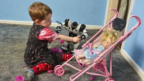 Gender w praktyce, czyli rodzicie nie definiują płci swojego 2-letniego synka