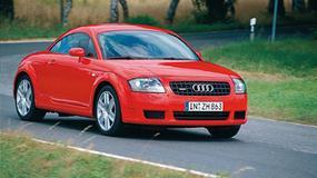 Używane Audi TT - Sportowiec dla rozsądnych