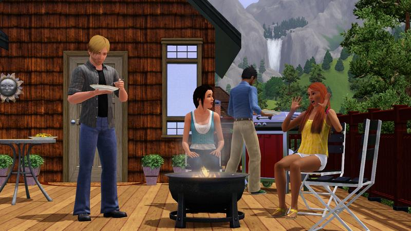 6. The Sims 3