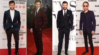 Najlepiej ubrani mężczyźni w show-biznesie