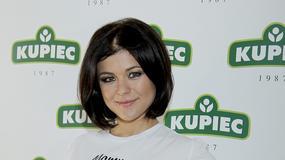 Katarzyna Cichopek ma już wyraźnie zaokrąglony brzuszek