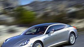 Porsche Hybrid: silnik elektryczny i 6-cylindrowiec 3,6 FSI