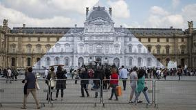 Niesamowity projekt przed Luwrem. Zniknęła słynna piramida