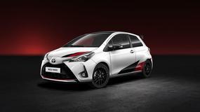Genewa 2017: Coraz mocniejsza Toyota Yaris