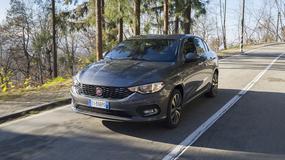 Nowy Fiat Tipo - klasyczny kompakt od Fiata za 45 tys. zł