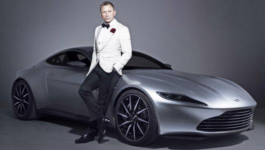 Chcesz mieć auto Bonda? Na aukcji pojawi się Aston Martin DB10 z filmu Spectre