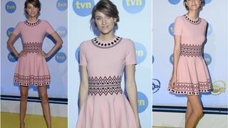 Best Look: Renata Kaczoruk w sukience Alexandra McQueena