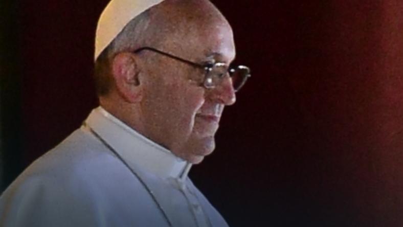 Franciszek, fot. AFP