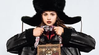 Selena Gomez w kampanii Louis Vuitton