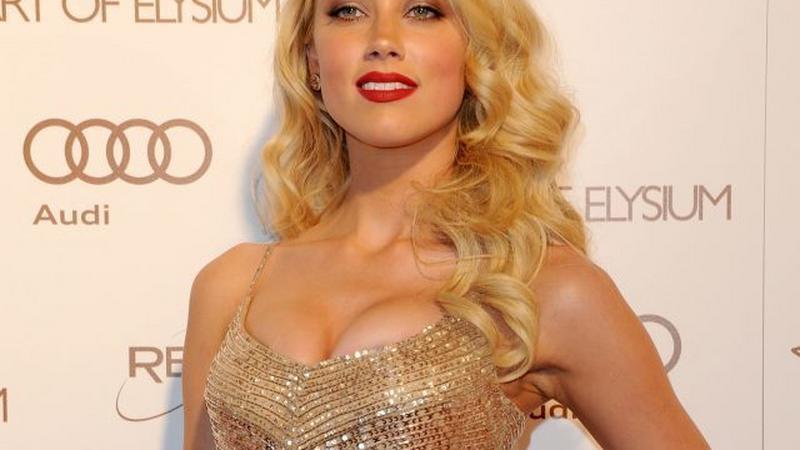 Amber Heard - zajawka