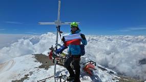 Ewa Wachowicz zdobyła najwyższy szczyt Meksyku