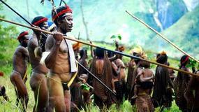 Papua-Nowa Gwinea - w kręgu obrzędów