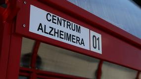 Przystanek przy Centrum Alzheimera
