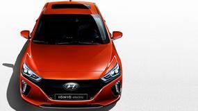 Hyundai Ioniq Electric - nowy model