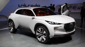 Hyundai Intrado: elektryzujący SUV