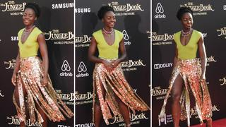Best Look: Lupita Nyong'o w kreacji od J.Crew