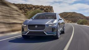 I-PACE Concept - elektryczny Jaguar rywalem Tesli