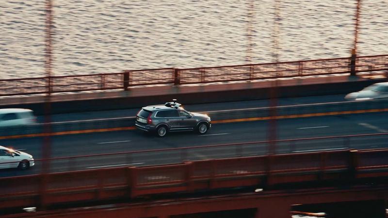 Wypadek autonomicznego Volvo w Arizonie