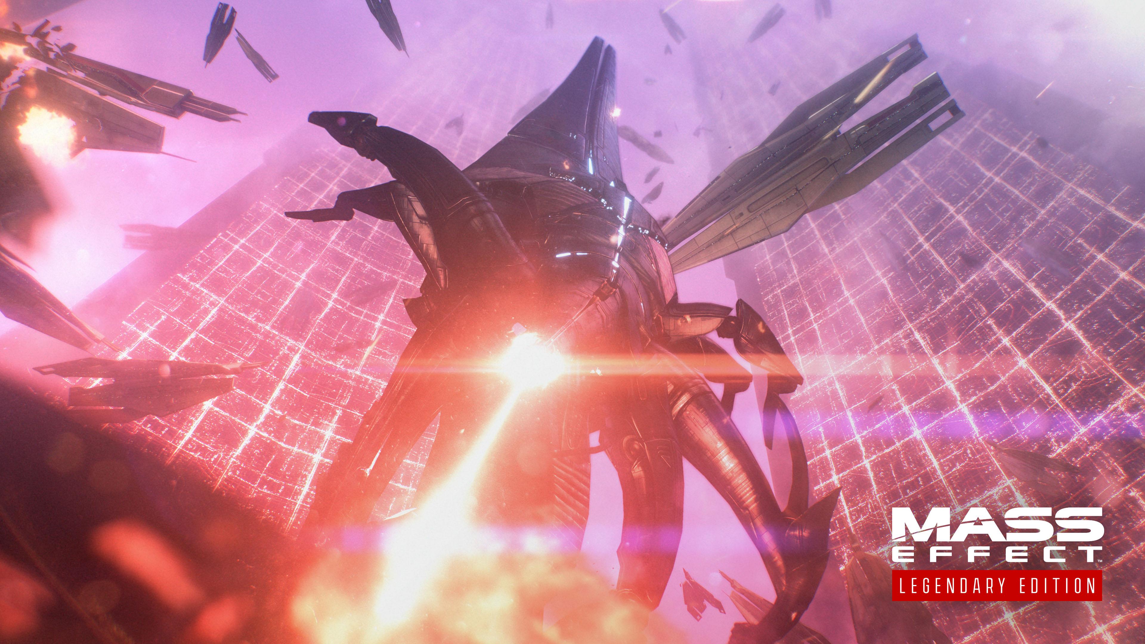 Oficiálne ukážky z Mass Effect: Legendary Edition.