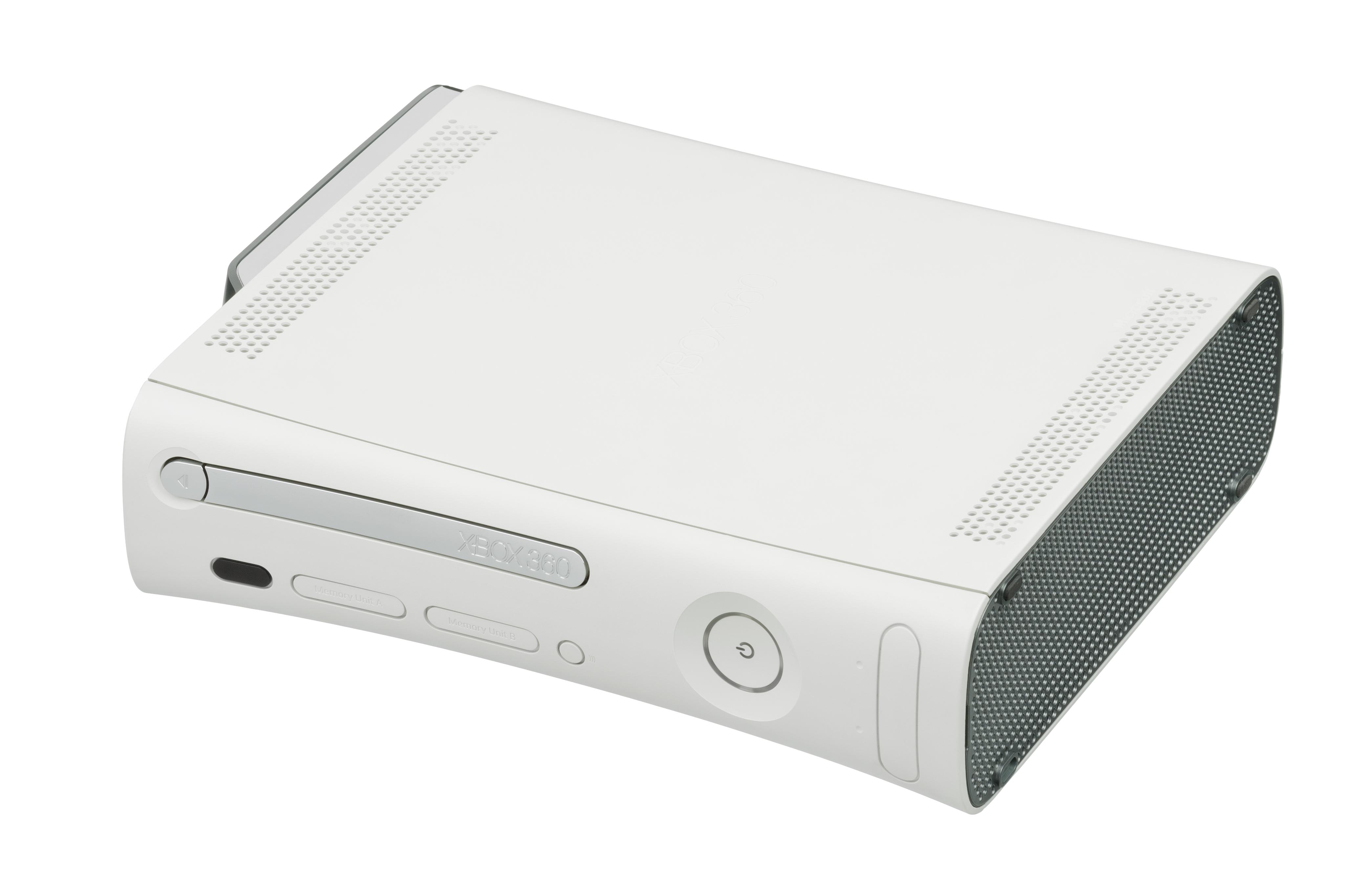 Takto vyzerala pôvodná konzola Xbox 360.