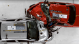 Crashtest - Insurance Institute for Highway Safety.