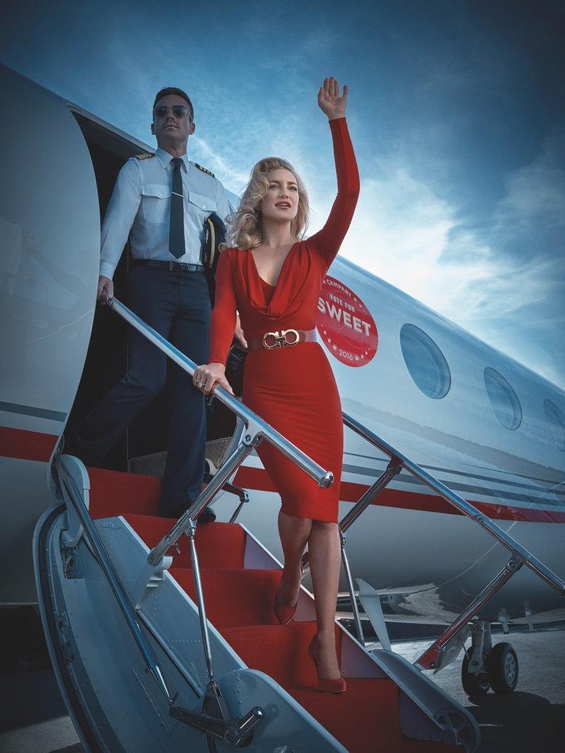Kate Hudson w kalendarzu Campari 2016