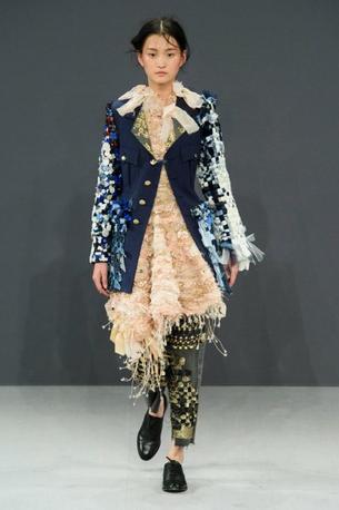 Ubrania z recyklingu, czyli EKO couture według Victor & Rolf
