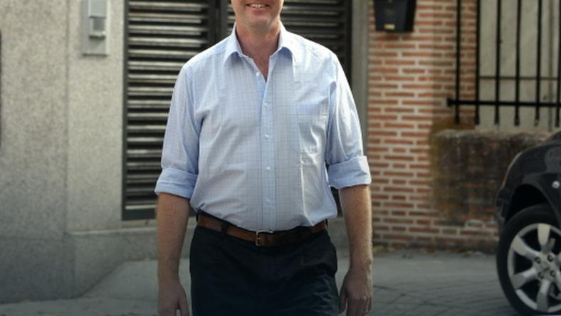 Nick Clegg, fot. AFP