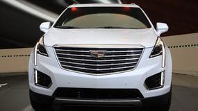 Cadillac XT5 - crossover pełen luksusu (Detroit 2016)