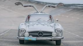 Mercedes 300 SL Gullwing: unikalny model na aukcji w Nowym Jorku