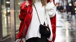 Puchowa kurtka polskiej marki podbiła nowojorski Tydzień Mody