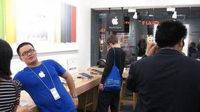 Coraz mniej fałszywych sklepów Apple w Chinach