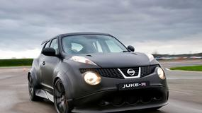 Nissan Juke-R już na torze