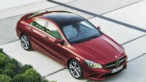 Mercedes CLA: większy i tańszy od klasy C
