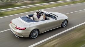 Mercedes klasy E cabrio – najmłodsze dziecko w rodzinie