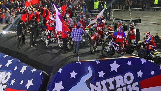 Podsumowanie Nitro Circus Live w Warszawie | Zdjęcia