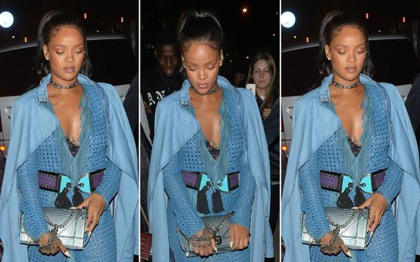 Best Look: Rihanna w Balmain